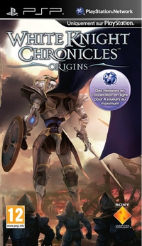 White Knight Chronicles : Origins [2011]