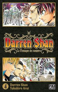 Darren Shan, le cirque de l'étrange