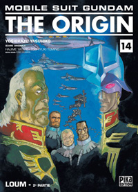 Mobile Suit Gundam : The Origin #14 [2011]