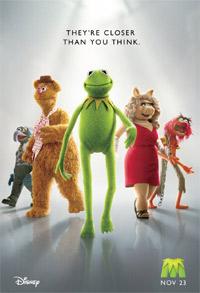 Les Muppets, le retour [2012]
