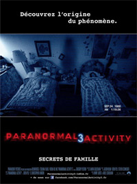 Paranormal Activity 3 [2011]