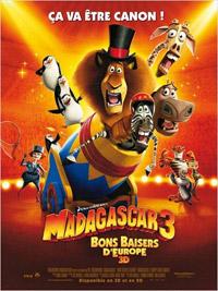 Madagascar 3D [2012]
