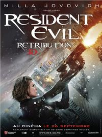 Resident Evil : Retribution [2012]