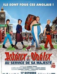 Astérix : Au service de sa majesté [2012]