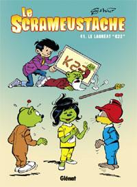 Le Scrameustache : Le lauréat K22 #41 [2011]