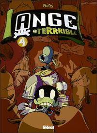 Ange le terrible : Le secret de Djipi #4 [2011]
