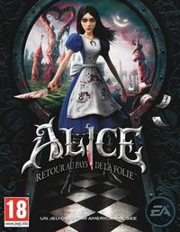 Alice au pays des merveilles : Alice : retour au pays de la folie [#2 - 2011]
