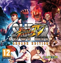 Super Street Fighter IV Arcade Edition - XBOX 360