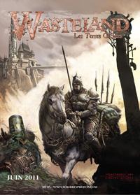 Wasteland : les terres gâchées : Les chants du labyrinthe
