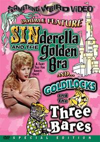 Cendrillon : Sinderella and the Golden Bra