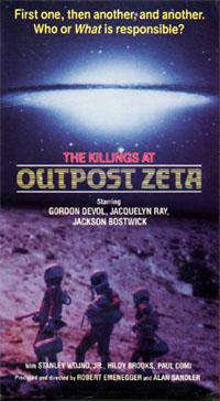 The Killings at Outpost Zeta