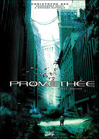 Prométhée : Mantique [#4 - 2011]