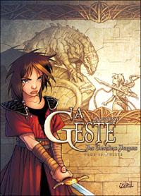 La Geste des Chevaliers Dragons : Ellys [#12 - 2011]
