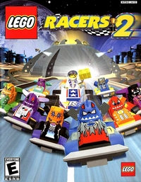 Lego Racers 2 - PS2