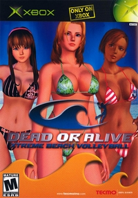Dead or Alive Xtreme Beach Volleybal #1 [2003]