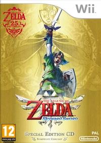 The Legend of Zelda : Skyward Sword [2011]