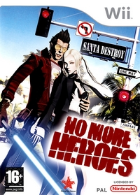 No More Heroes [#1 - 2008]