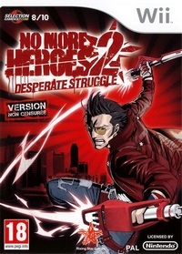 No More Heroes 2 : Desperate Struggle [#2 - 2010]