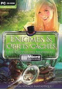 Enigmes et objets cachés : Alice au Pays des Merveilles [2010]
