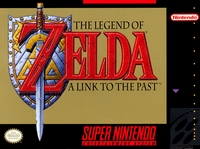 The Legend of Zelda : A Link to the Past #1 [1992]