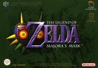 The Legend of Zelda : Majora's Mask [2000]