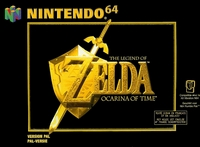 The Legend of Zelda : Ocarina of Time - Console Virtuelle