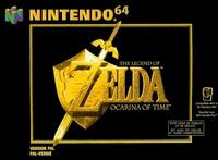 The Legend of Zelda : Ocarina of Time [1998]