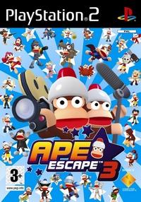 Ape Escape 3 - PS2