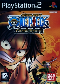 One Piece Grand Battle #4 [2005]