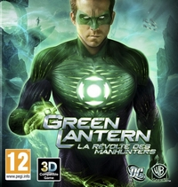 Green Lantern : La Révolte des Manhunters [2011]