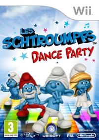 Les Schtroumpfs : Dance Party - WII