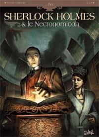 Sherlock Holmes et le Necronomicon : Sherlock et le Necronomicon: l'ennemi intérieur #1 [2011]