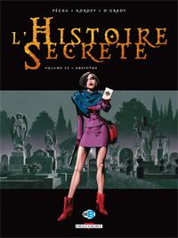 L'histoire secrète : Absynthe #23 [2011]