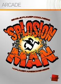'Splosion Man #1 [2009]