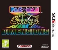 Pac Man & Galaga dimensions [2011]