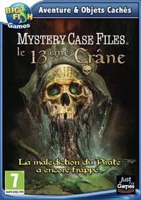 Mystery Case Files - Le 13ème crane - PC