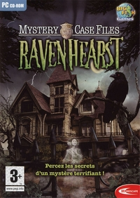 Mystery Case Files : Ravenhearst #1 [2009]