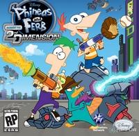 Phineas et Ferb : Voyage dans la deuxième dimension - DS