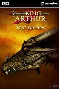Légendes arthuriennes : King Arthur : The Druids #1 [2011]