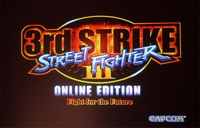 Street Fighter III : Third Strike - Online Edition - PS3