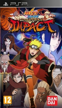 Naruto Shippuden : Ultimate Ninja impact [2011]