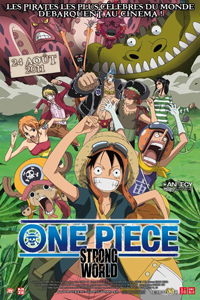 One Piece - Strong World [2011]