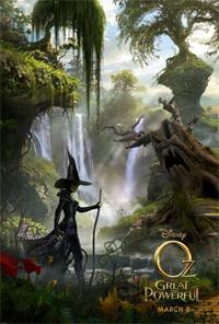 Le Magicien d'Oz : Le monde fantastique d'Oz [2013]