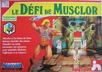 Les Maîtres de l'Univers : Le défi de Musclor [1984]