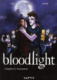 Bloodlight : Frustration [#1 - 2011]