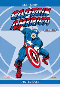 Captain America , L'intégrale 1964-1966 [#1 - 2011]