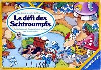 Les Schtroumpfs : Le défi des Schtroumpfs [1983]