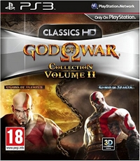 God of War Collection Volume 2 - PS3