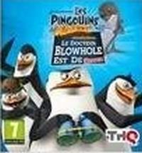 Les pingouins de Madagascar: Le docteur Blowhole est de retour - DS