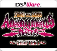 From The Abyss : Anonymous Notes - Part 1 - DSiWare